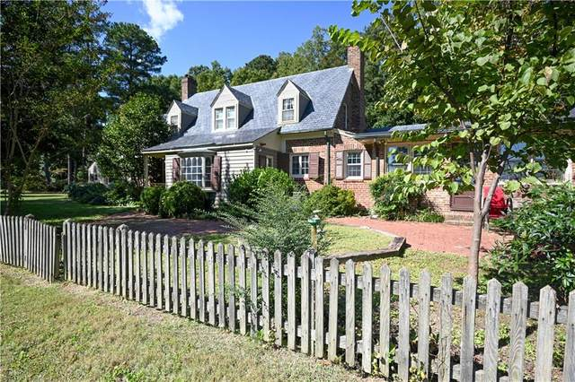 590 River Road, West Point, VA 23181 (MLS #2131033) :: Village Concepts Realty Group