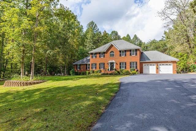 4204 Drew Ridge Drive, Louisa, VA 23093 (MLS #2131038) :: Village Concepts Realty Group