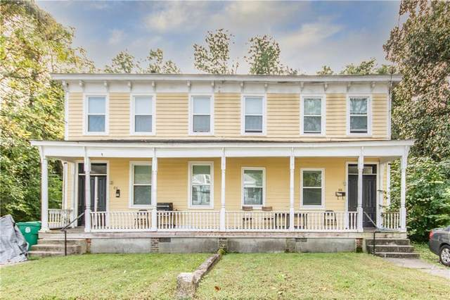 814 W High Street, Petersburg, VA 23803 (MLS #2131040) :: Village Concepts Realty Group