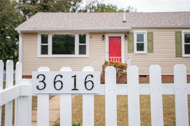 3616 Ammons Avenue, Henrico, VA 23223 (MLS #2131041) :: Treehouse Realty VA