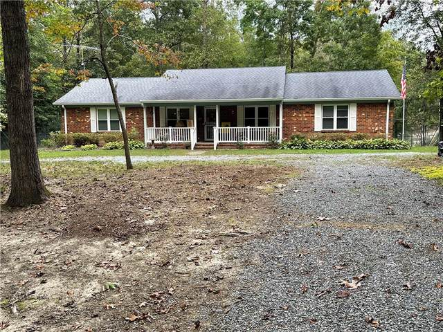 152 Lonesome Pine Trail, Lancaster, VA 22503 (MLS #2131054) :: Village Concepts Realty Group