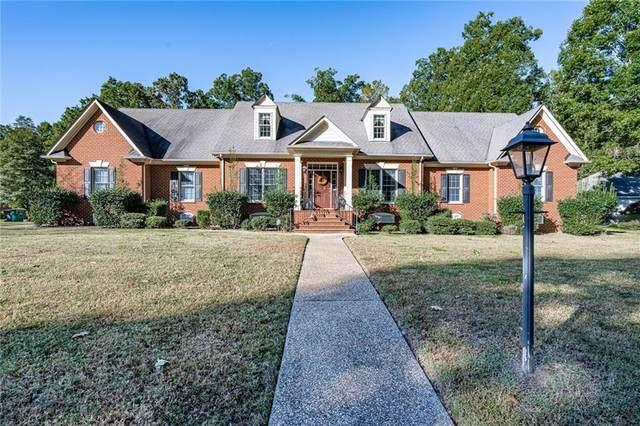 100 Christopher Newport Drive, Hopewell, VA 23860 (MLS #2131055) :: Treehouse Realty VA