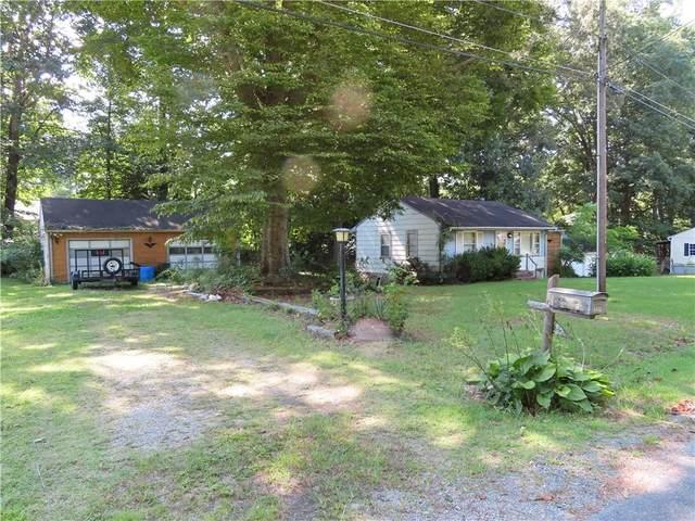 6631 Fairview Drive, Quinton, VA 23141 (MLS #2131092) :: Treehouse Realty VA