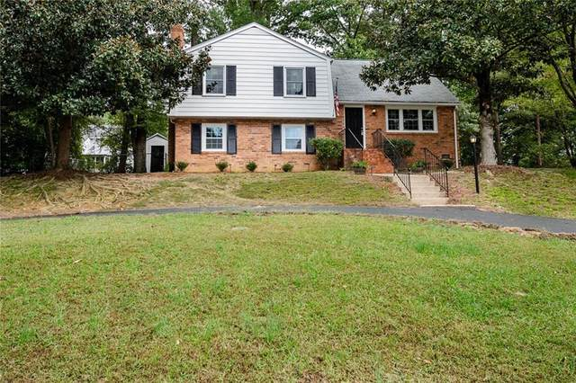 7903 Hungary Spring Court, Henrico, VA 23294 (MLS #2131093) :: Village Concepts Realty Group