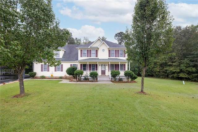 5412 Silver Fox Court, Prince George, VA 23875 (MLS #2131102) :: Village Concepts Realty Group