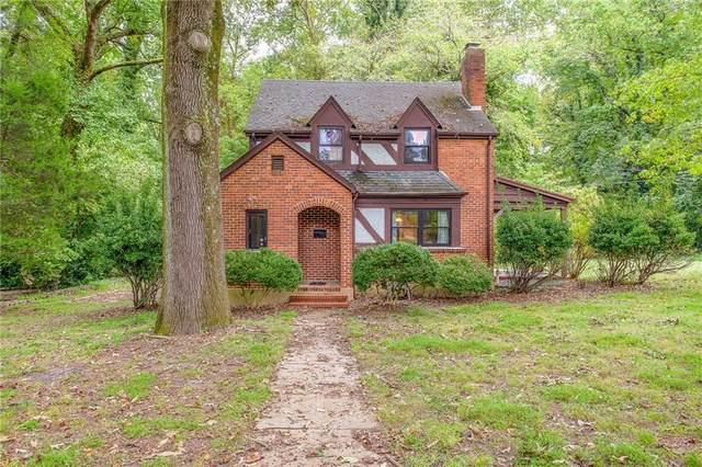 1679 Brandon Avenue, Petersburg, VA 23805 (MLS #2131106) :: Village Concepts Realty Group