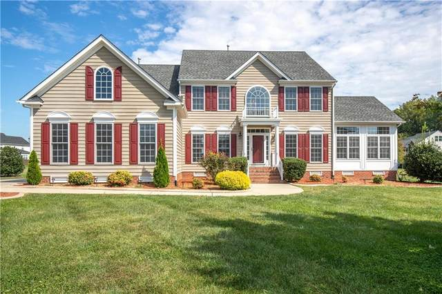 13806 Greyledge Turn, Chester, VA 23836 (MLS #2131109) :: Village Concepts Realty Group