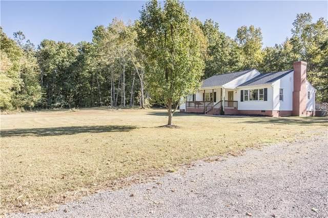 7410 Colemans Lake Road, Church Road, VA 23833 (MLS #2131111) :: Village Concepts Realty Group