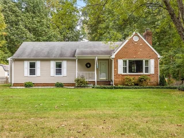 10331 Christina Road, Chesterfield, VA 23832 (MLS #2131124) :: Treehouse Realty VA