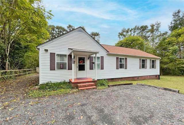 5230 Chestnut Fork Road, Gloucester, VA 23061 (MLS #2131130) :: Village Concepts Realty Group