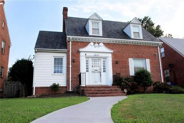 1813 W Laburnum Avenue, Richmond, VA 23227 (MLS #2131148) :: Village Concepts Realty Group