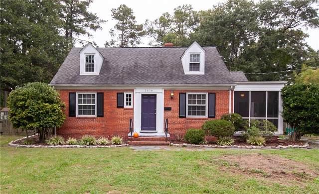 2614 Lafayette Avenue, Henrico, VA 23228 (MLS #2131165) :: Treehouse Realty VA