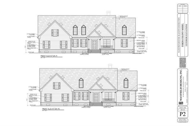 115 Entry Hill, Williamsburg, VA 23188 (MLS #2131168) :: Treehouse Realty VA