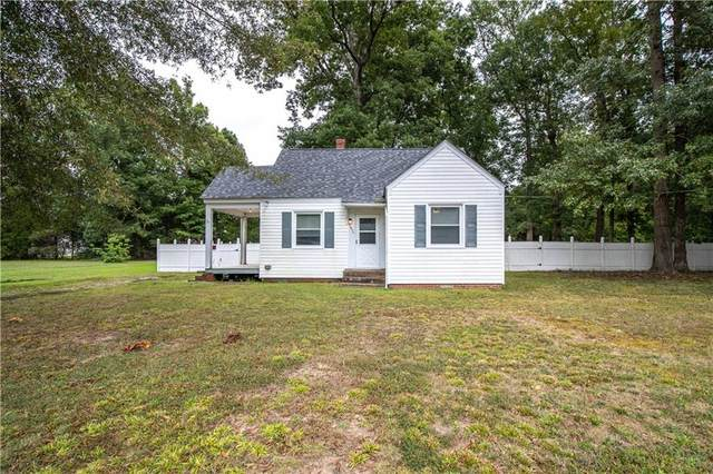 3801 Lafayette Street, Hopewell, VA 23860 (MLS #2131173) :: Village Concepts Realty Group