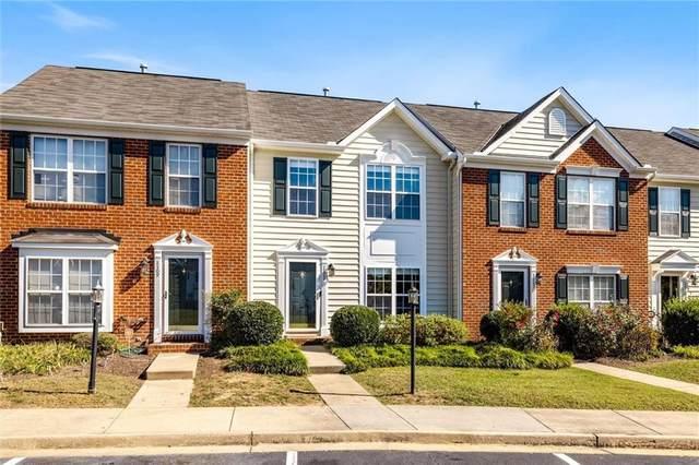 1111 Magnolia Pointe Boulevard, Glen Allen, VA 23059 (MLS #2131176) :: EXIT First Realty