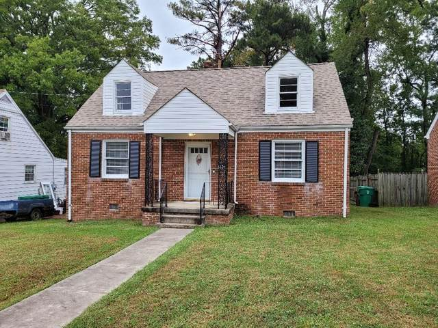 206 Brame Avenue, Colonial Heights, VA 23834 (MLS #2131178) :: Village Concepts Realty Group