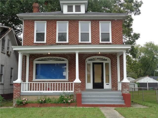 3222 Maryland Avenue, Richmond, VA 23222 (MLS #2131187) :: The Redux Group