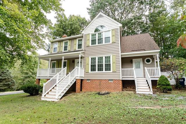 7701 Northern Dancer Court, Chesterfield, VA 23112 (MLS #2131193) :: Village Concepts Realty Group