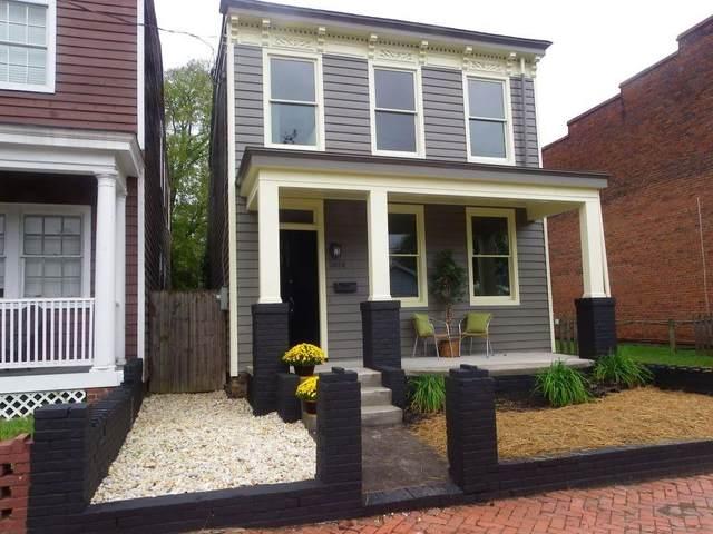 2614 Q Street, Richmond, VA 23223 (MLS #2131196) :: Village Concepts Realty Group