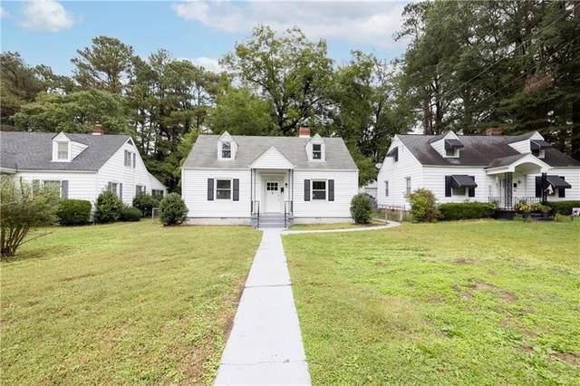 1749 Monticello Street, Petersburg, VA 23805 (MLS #2131210) :: Village Concepts Realty Group