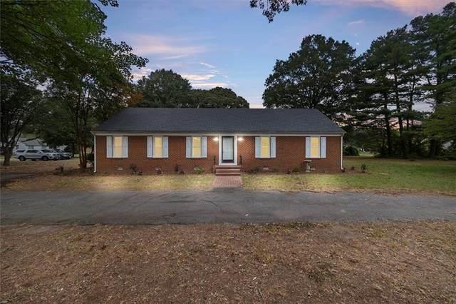 6791 Powhatan Drive, Wicomico, VA 23072 (MLS #2131216) :: Village Concepts Realty Group
