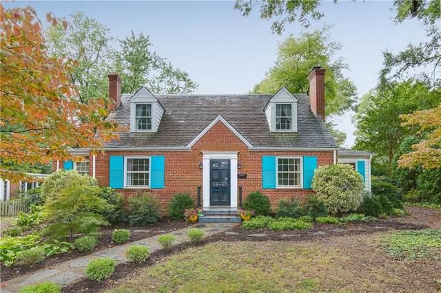 5807 Lee Avenue, Henrico, VA 23226 (MLS #2131221) :: Village Concepts Realty Group