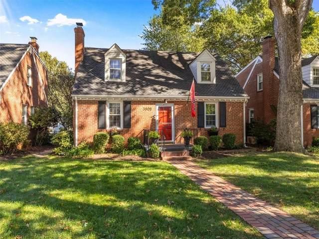 3908 Kensington Avenue, Richmond, VA 23221 (MLS #2131232) :: Small & Associates