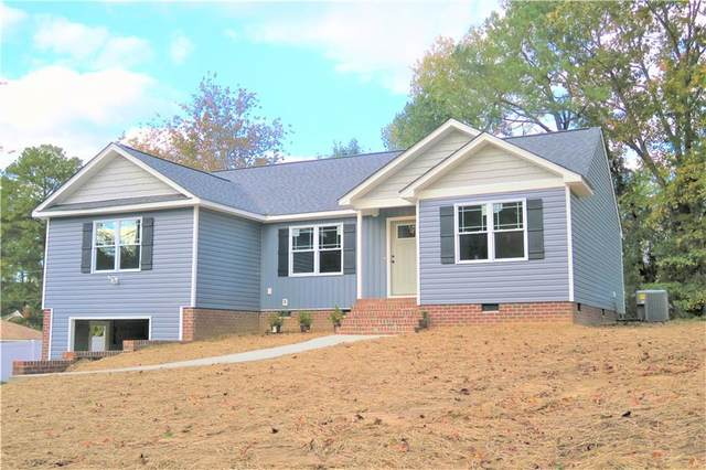 7608 Fawndale Drive, Chesterfield, VA 23832 (MLS #2131237) :: The Redux Group