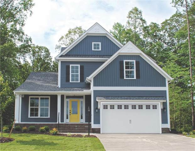 7512 Crossbill Court, Mechanicsville, VA 23116 (MLS #2131274) :: Treehouse Realty VA