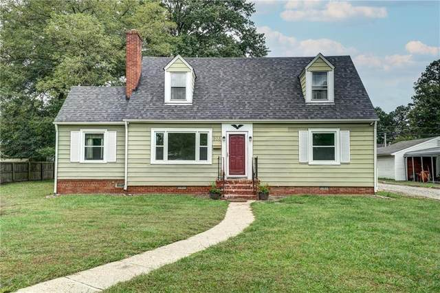 203 Jackson Avenue, Sandston, VA 23150 (MLS #2131284) :: Village Concepts Realty Group