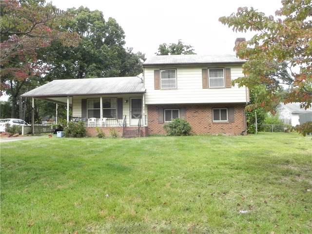 1410 Southbury Avenue, Henrico, VA 23231 (MLS #2131306) :: Village Concepts Realty Group