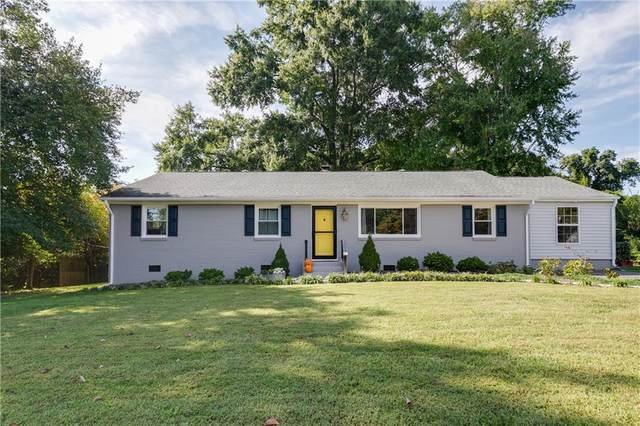 2804 Monteith Road, Richmond, VA 23235 (MLS #2131308) :: Village Concepts Realty Group