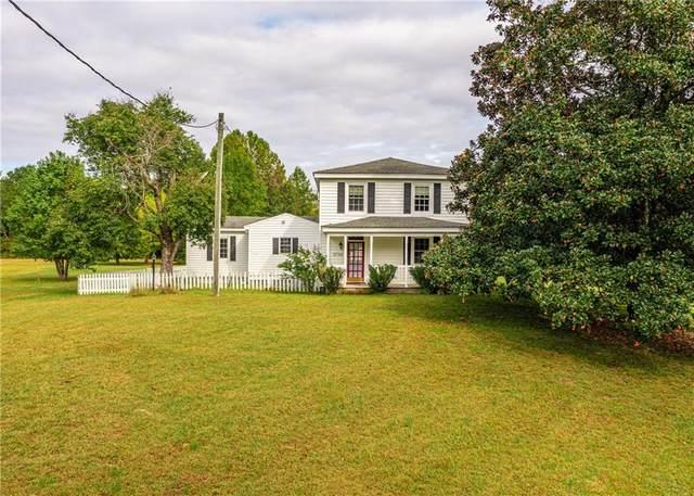 3759 Dorrell Road, Aylett, VA 23009 (MLS #2131321) :: Village Concepts Realty Group