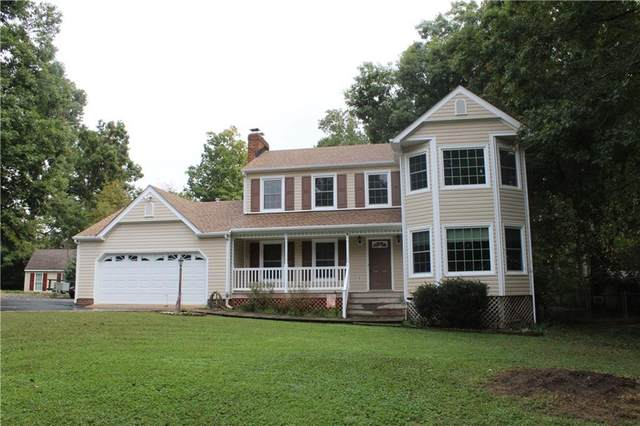14205 Crosshaven Court, South Chesterfield, VA 23834 (MLS #2131322) :: Village Concepts Realty Group