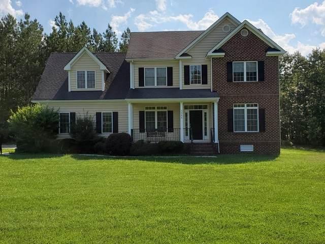 5986 Hawks Perch Lane, Prince George, VA 23842 (MLS #2131329) :: Village Concepts Realty Group