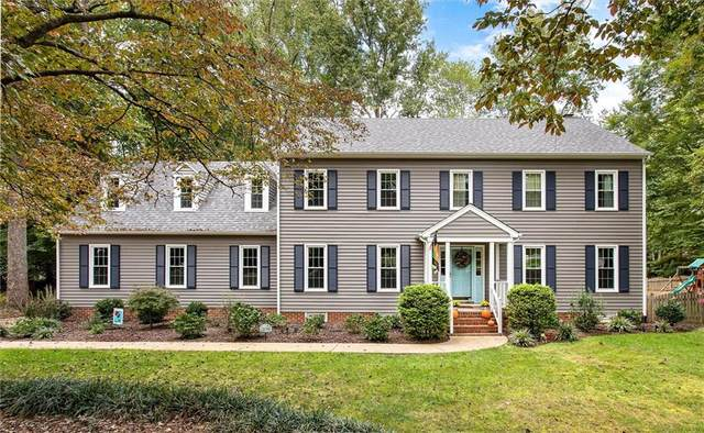 11700 Edenberry Drive, North Chesterfield, VA 23236 (MLS #2131339) :: Village Concepts Realty Group