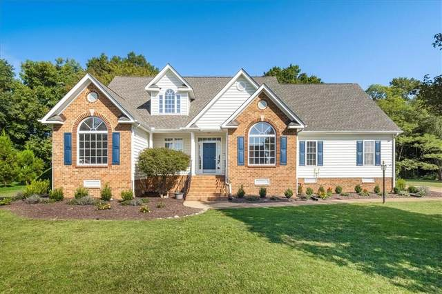 11836 Middlecoff Drive, Chester, VA 23836 (MLS #2131345) :: Village Concepts Realty Group