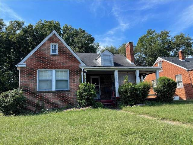 21008 Chesterfield Avenue, South Chesterfield, VA 23803 (MLS #2131347) :: Village Concepts Realty Group