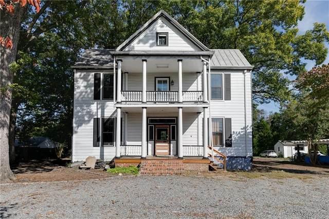 2314 Hilliard Road, Henrico, VA 23228 (MLS #2131364) :: Village Concepts Realty Group