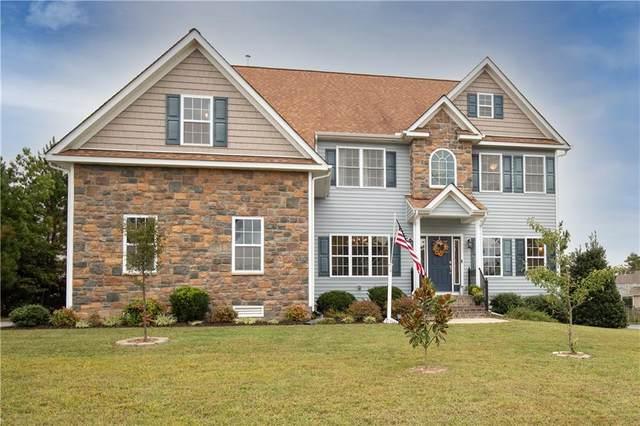 10913 Lamberts Creek Lane, Chesterfield, VA 23832 (MLS #2131368) :: Village Concepts Realty Group