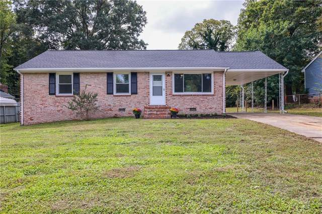 2945 Parkdale Road, North Chesterfield, VA 23234 (MLS #2131372) :: Village Concepts Realty Group