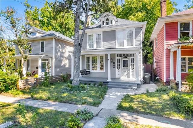 417 W 24th Street, Richmond, VA 23225 (MLS #2131380) :: Village Concepts Realty Group