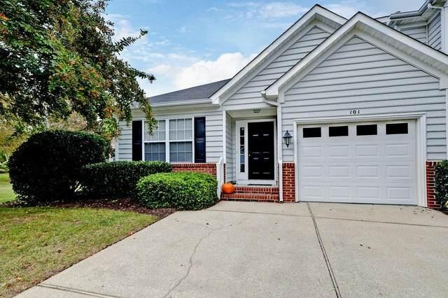 101 Wingate Drive, Williamsburg, VA 23185 (MLS #2131392) :: Treehouse Realty VA