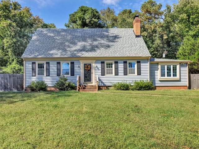 9450 Tuxford Road, North Chesterfield, VA 23236 (MLS #2131396) :: Village Concepts Realty Group