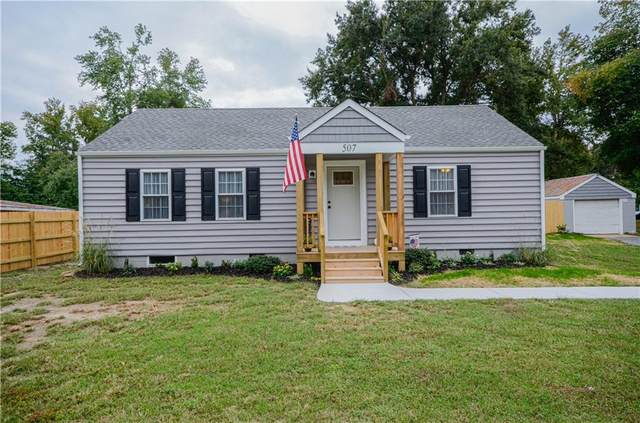 507 Old Bermuda Hundred Road, Chester, VA 23836 (MLS #2131399) :: Village Concepts Realty Group