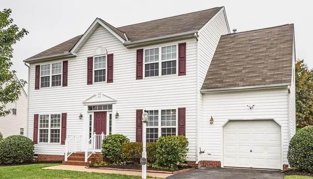 3909 Morton Drive, Richmond, VA 23223 (MLS #2131416) :: Village Concepts Realty Group