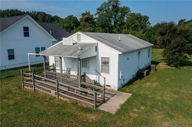 815 Mineral Avenue, Mineral, VA 23117 (MLS #2131437) :: Small & Associates