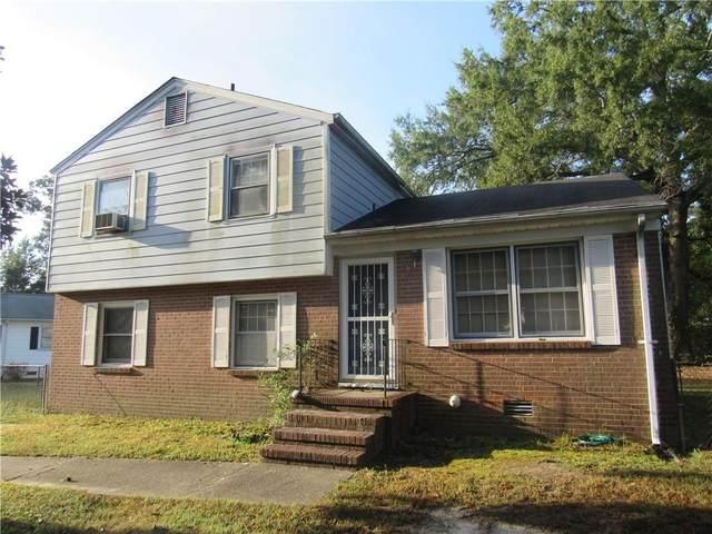 2600 Pinehurst Drive, Petersburg, VA 23805 (MLS #2131458) :: The RVA Group Realty