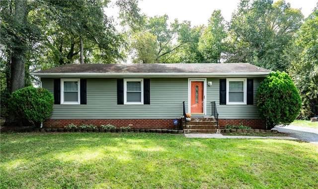 310 Cora Drive, Henrico, VA 23223 (MLS #2131488) :: Village Concepts Realty Group