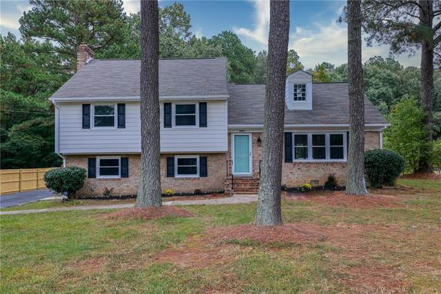 5431 Hopkins Road, Chesterfield, VA 23234 (MLS #2131489) :: Village Concepts Realty Group